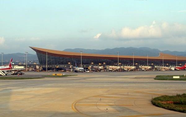 昆明机场工程