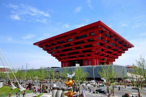 上海世博能源项目